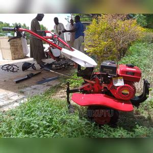 New 7 Horse Power, Power Tillers With 2 Tyres At Give Away🥰   Farm Machinery & Equipment for sale in Lagos State, Ikorodu