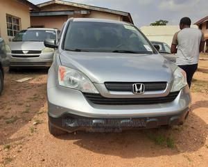 Honda CR-V 2008 2.4 Silver   Cars for sale in Oyo State, Ibadan