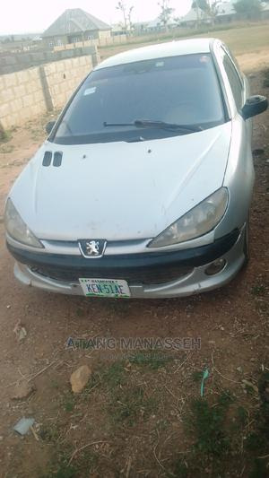 Peugeot 206 2004 CC Silver   Cars for sale in Abuja (FCT) State, Orozo
