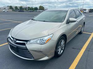 Toyota Camry 2015 Gold   Cars for sale in Lagos State, Ogudu