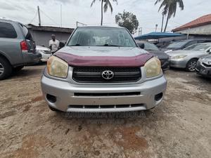 Toyota RAV4 2005 Silver | Cars for sale in Lagos State, Ikeja