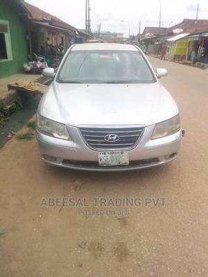 Hyundai Sonata 2010 Silver | Cars for sale in Lagos State, Agege