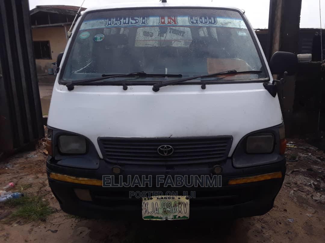 Nigeria Used Toyota Hiace for Sale