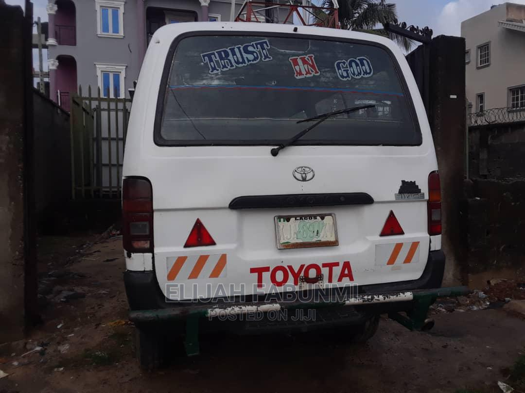 Nigeria Used Toyota Hiace for Sale | Buses & Microbuses for sale in Ajah, Lagos State, Nigeria