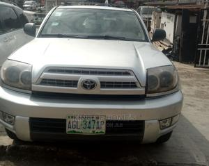 Toyota 4-Runner 2004 Silver | Cars for sale in Lagos State, Ogba