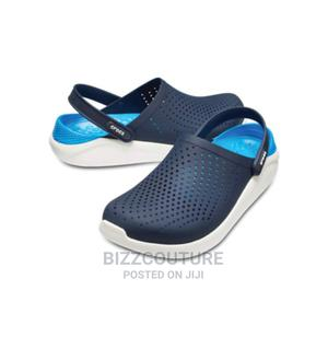 Original CROCS Literidesummerlightweightpaddedsliponsandals   Shoes for sale in Lagos State, Magodo