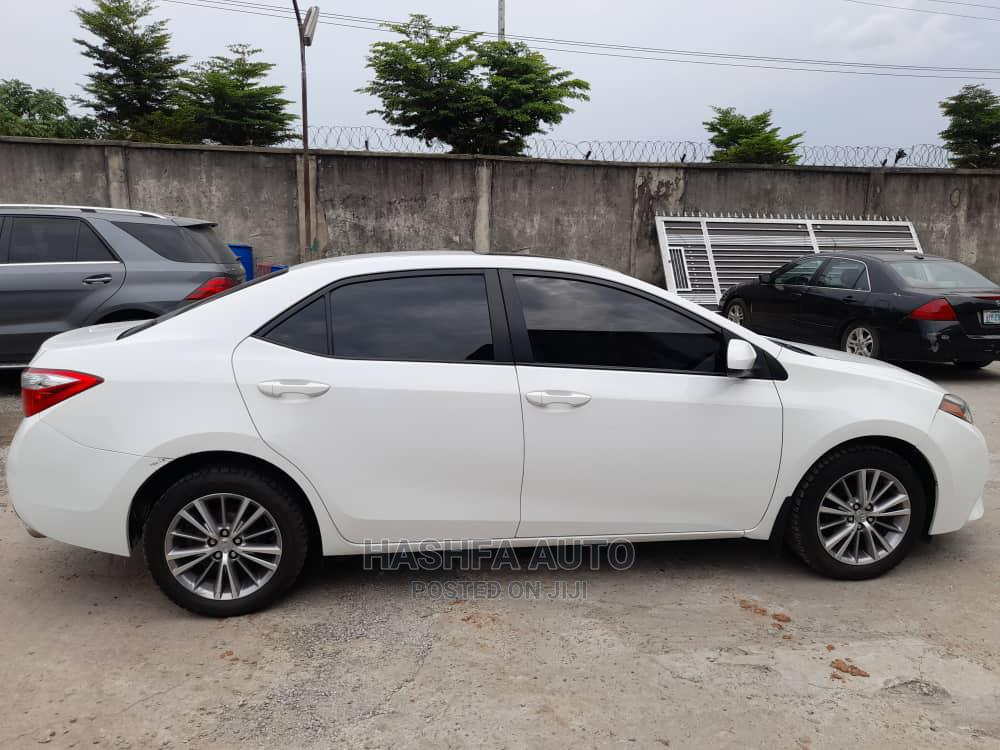Toyota Corolla 2014 White   Cars for sale in Gbagada, Lagos State, Nigeria