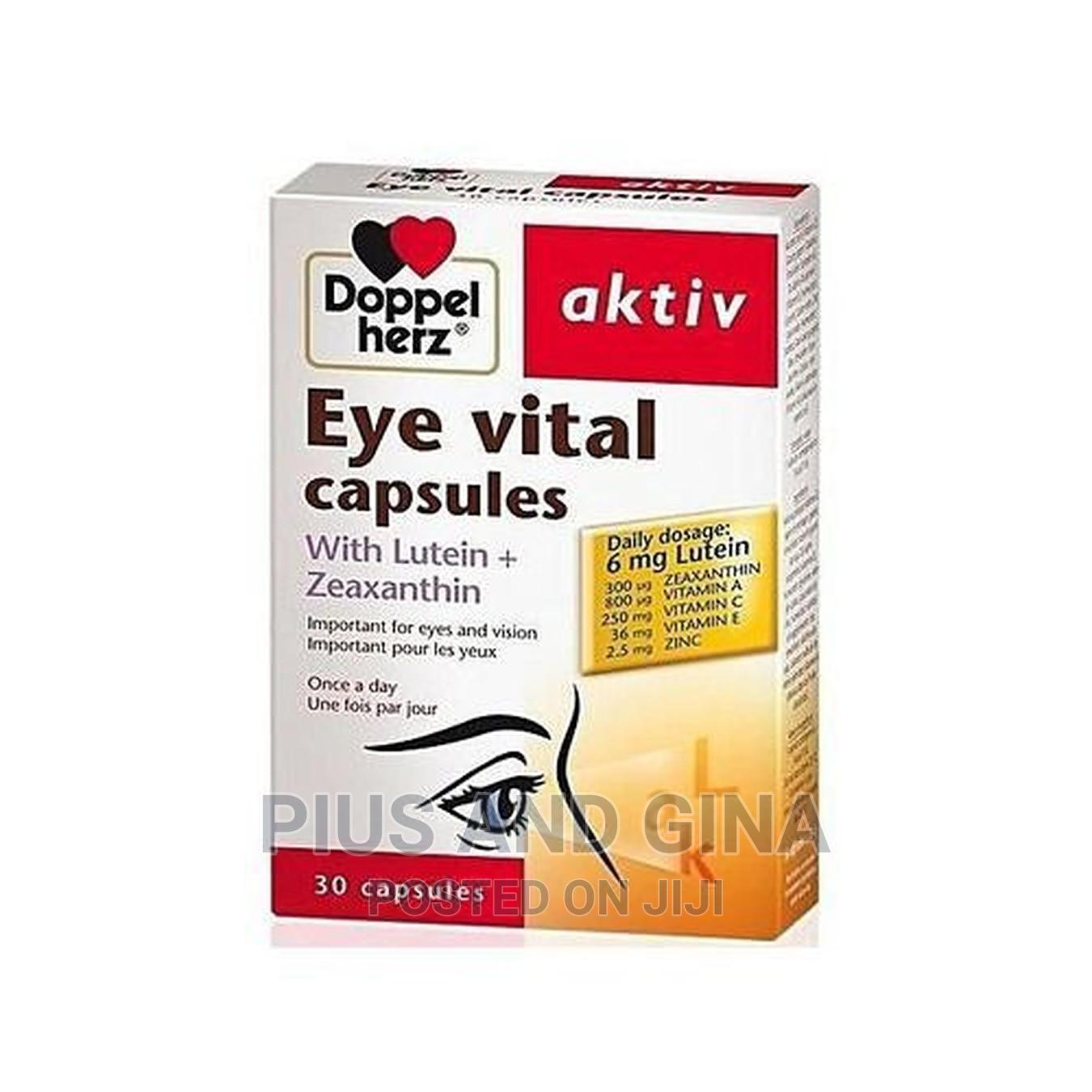 Doppelherz Aktiv Eye Vital (Eye Antioxidant) X30 Caps