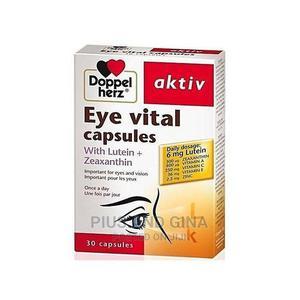 Doppelherz Aktiv Eye Vital (Eye Antioxidant) X30 Caps | Vitamins & Supplements for sale in Lagos State, Alimosho