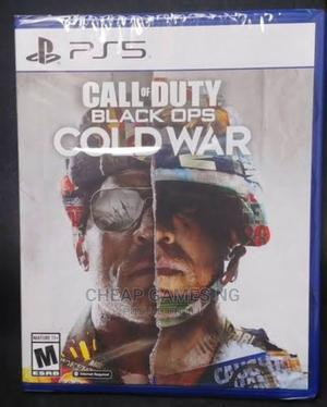 PS5 Call of Duty Blacl Ops Cold War | Video Games for sale in Lagos State, Agege