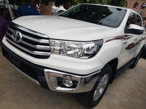 Toyota Hilux 2018 SR5+ 4x4 White | Cars for sale in Lagos State, Ikeja