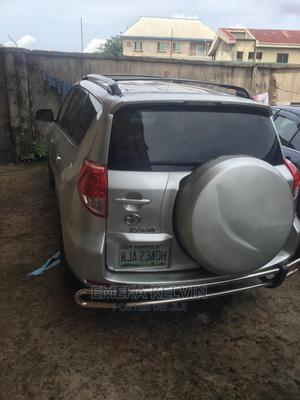 Toyota RAV4 2007 Silver | Cars for sale in Anambra State, Awka
