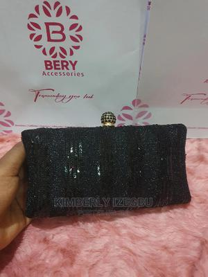 Black Clutch | Bags for sale in Lagos State, Gbagada