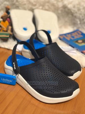 Original CROCS Literidesummerlightweightpadded Sliponsandals   Shoes for sale in Lagos State, Magodo