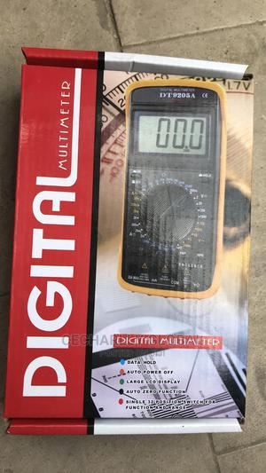 Digital Multi Meter   Electrical Hand Tools for sale in Lagos State, Ikeja