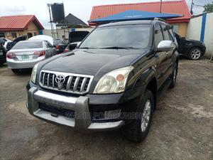 Toyota Land Cruiser Prado 2008 Black | Cars for sale in Lagos State, Ifako-Ijaiye