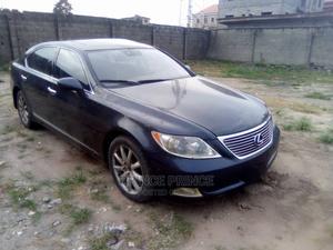 Lexus LS 2008 Black | Cars for sale in Lagos State, Ikotun/Igando