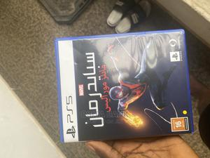 Spider-Man Miles Ps5 | Video Games for sale in Imo State, Owerri