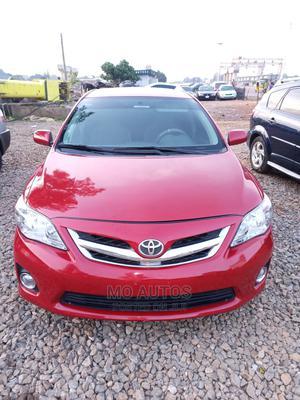 Toyota Corolla 2009 Red | Cars for sale in Kaduna State, Kaduna / Kaduna State