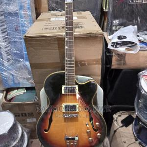 Singer Professional Semi Electric Jazz Guitar | Musical Instruments & Gear for sale in Lagos State, Ikeja