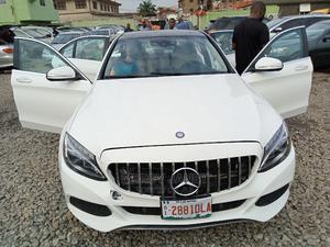 Mercedes-Benz C300 2015 White | Cars for sale in Lagos State, Agege