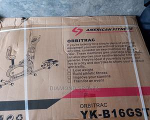 American Fitness Orbitrac   Sports Equipment for sale in Lagos State, Surulere