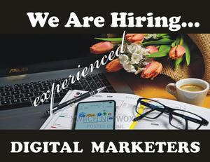 Digital Marketers wanted   Computing & IT Jobs for sale in Lagos State, Lekki