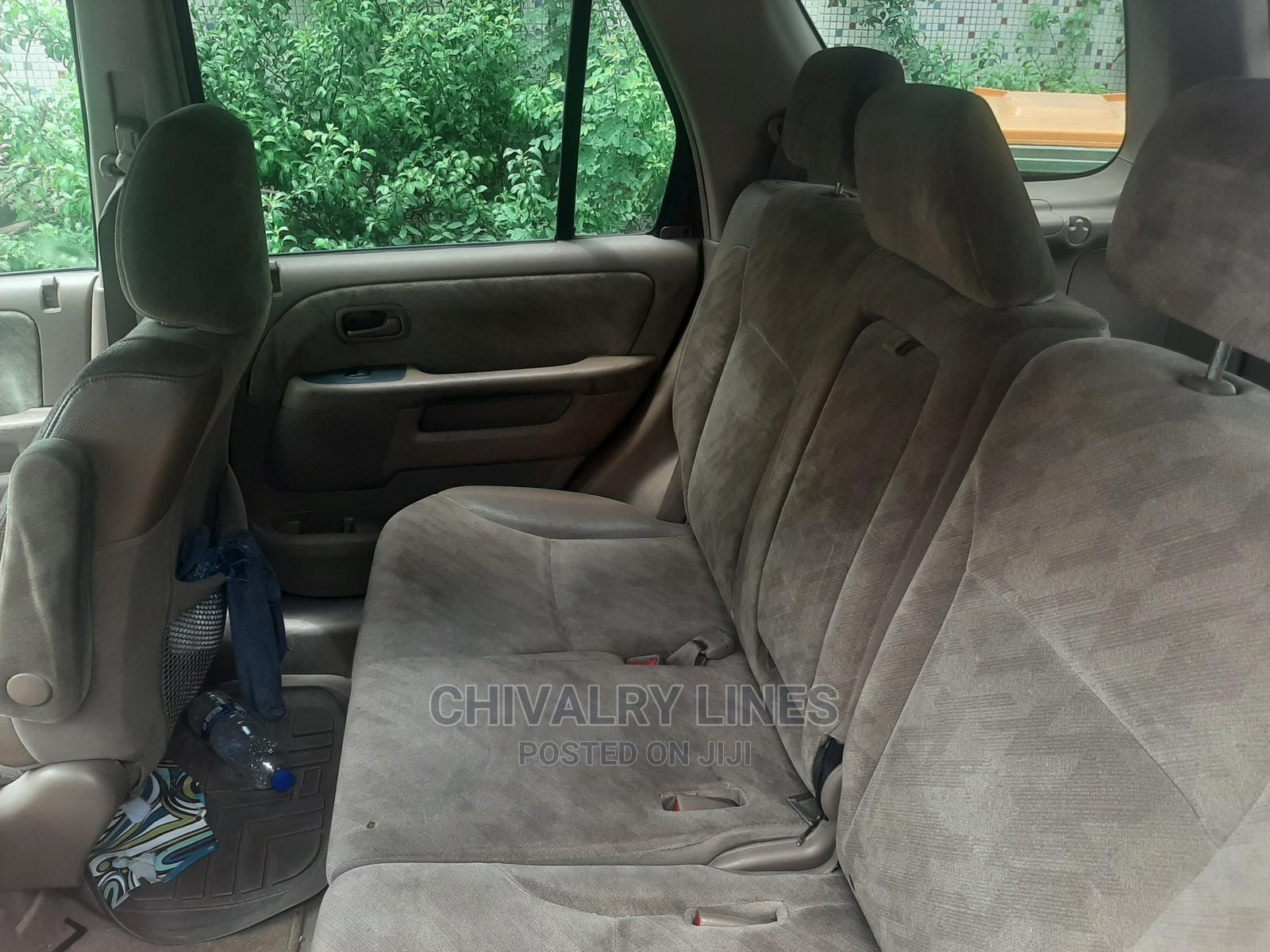Honda CR-V 2004 Red | Cars for sale in Maryland, Lagos State, Nigeria