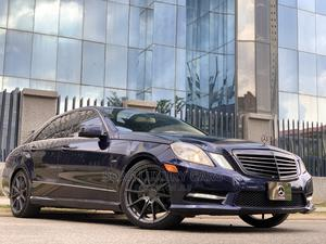 Mercedes-Benz E350 2012 Blue   Cars for sale in Abuja (FCT) State, Central Business District
