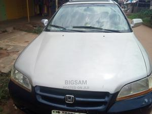 Honda Accord 2002 EX Silver | Cars for sale in Ondo State, Okitipupa