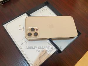 New Apple iPhone 12 Pro Max 128 GB Gold   Mobile Phones for sale in Ekiti State, Ado Ekiti