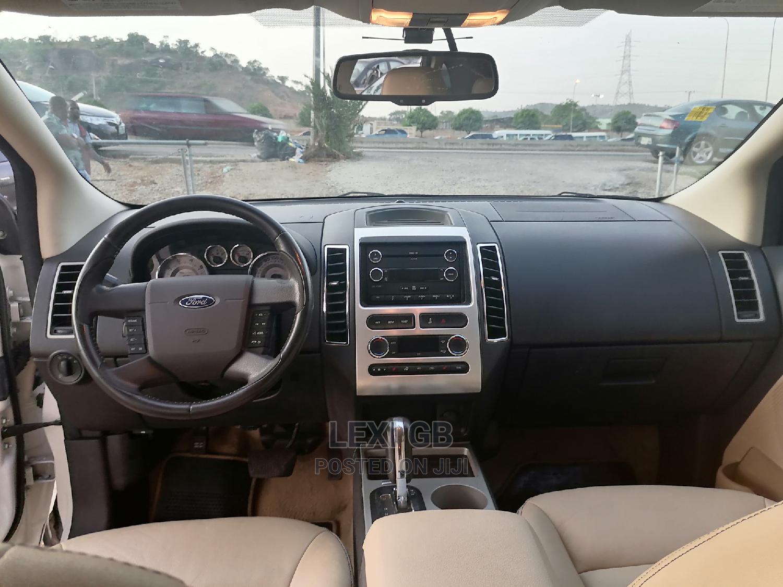 Ford Edge 2008 White | Cars for sale in Gwarinpa, Abuja (FCT) State, Nigeria