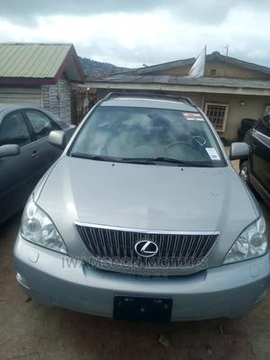 Lexus RX 2007 350 4x4 Silver   Cars for sale in Lagos State, Ikeja
