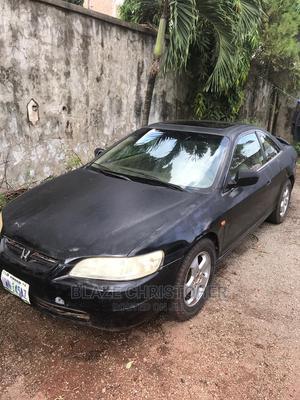 Honda Accord 2002 3.0 Coupe Black   Cars for sale in Enugu State, Enugu
