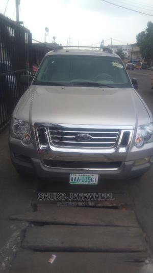 Ford Explorer 2007 Gold   Cars for sale in Lagos State, Isolo