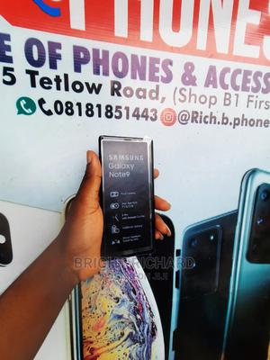 New Samsung Galaxy Note 9 128 GB Blue | Mobile Phones for sale in Imo State, Owerri