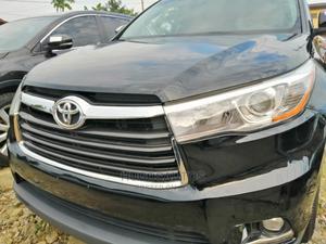 Toyota Highlander 2015 Black | Cars for sale in Rivers State, Port-Harcourt