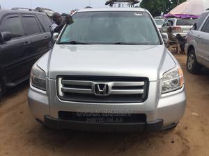 Honda Pilot 2007 Silver | Cars for sale in Lagos State, Amuwo-Odofin