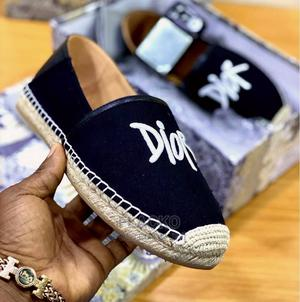 Original Christian Dior Espadrilles Loafers Shoes Available   Shoes for sale in Lagos State, Surulere