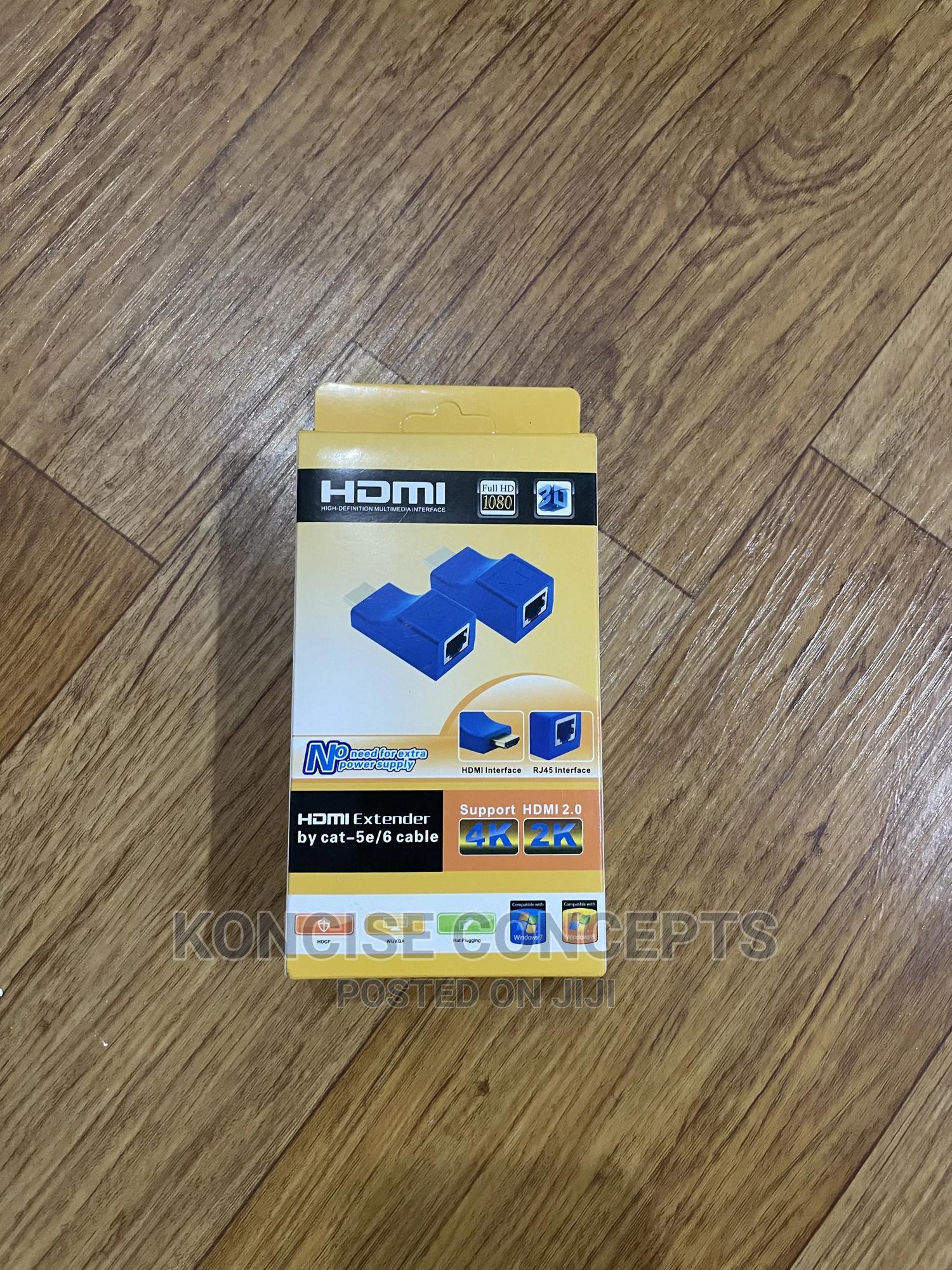 Archive: HDMI Extender Plug 30M