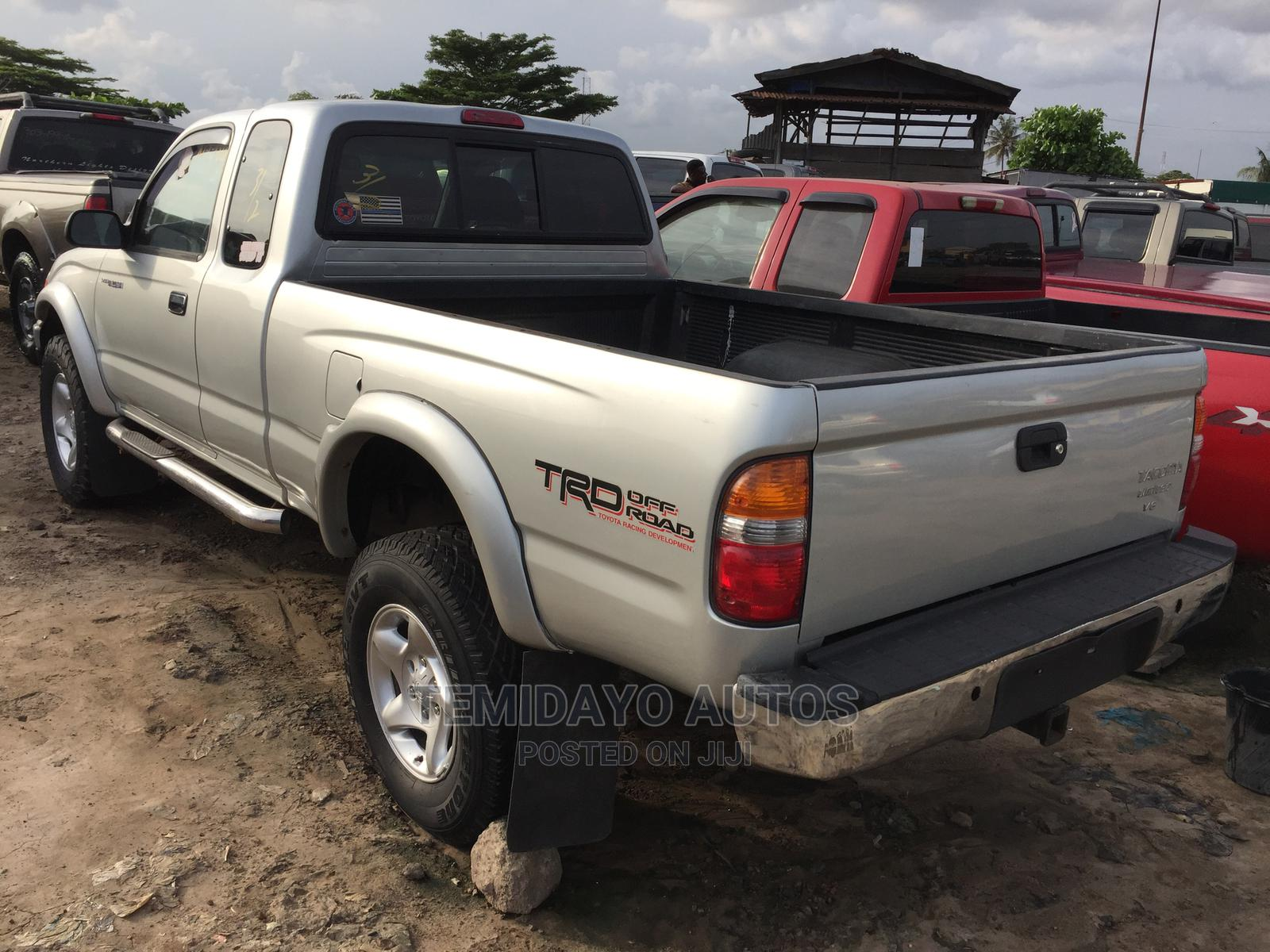 Toyota Tacoma 2003 Silver   Cars for sale in Apapa, Lagos State, Nigeria