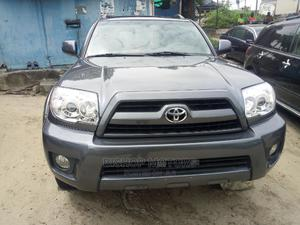 Toyota 4-Runner 2009 Gray | Cars for sale in Lagos State, Amuwo-Odofin