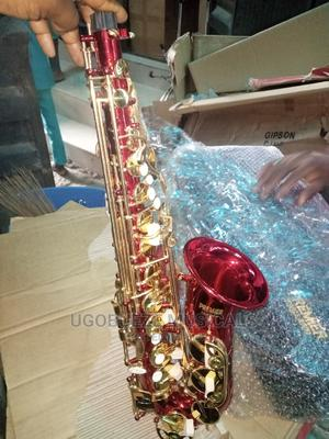 Professional Red Alto Sax | Musical Instruments & Gear for sale in Lagos State, Ojo