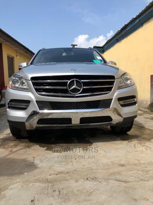 Mercedes-Benz M Class 2014 Silver | Cars for sale in Lagos State, Amuwo-Odofin