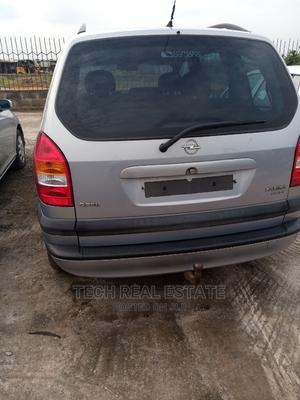 Opel Zafira 2005 2.2 Silver | Cars for sale in Lagos State, Ikorodu