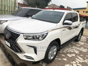 Toyota Hilux 2020 White   Cars for sale in Lagos State, Ogba