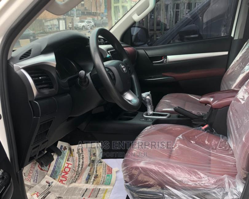 Toyota Hilux 2020 White   Cars for sale in Ogba, Lagos State, Nigeria