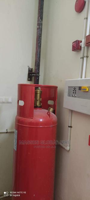 Fm200 Fire Suppression System With Agent | Safetywear & Equipment for sale in Lagos State, Apapa