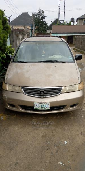 Honda Odyssey 1999 3.5 Gold | Cars for sale in Rivers State, Obio-Akpor