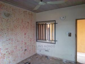 A Moderate Self Contain With Wall Paper in Dutse Jabu   Commercial Property For Rent for sale in Bwari, Bwari / Bwari